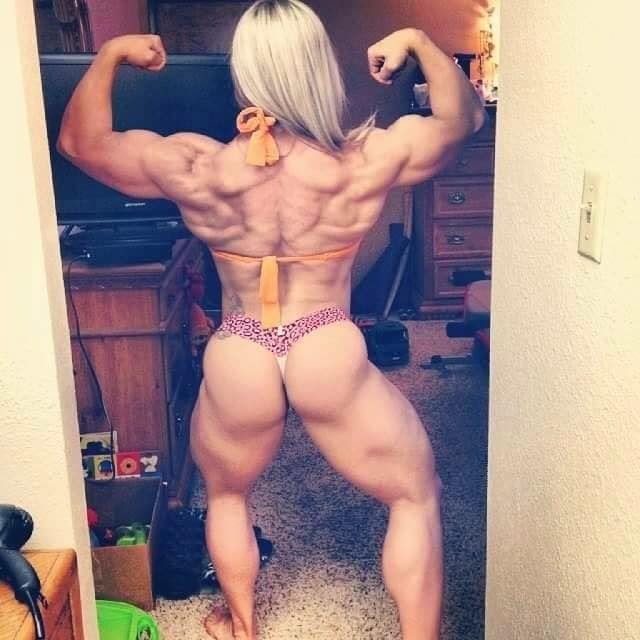testosterona femenina