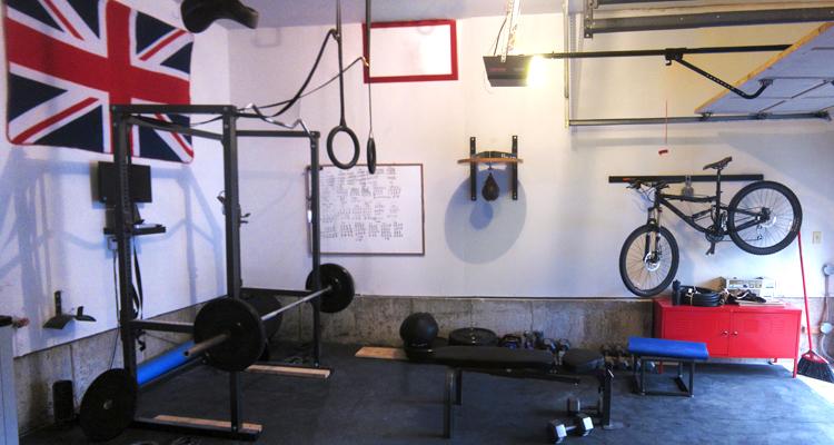 gym-garage