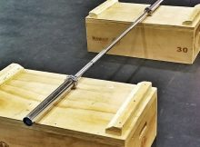barra olimpica 20 kg