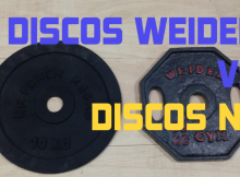 peso exacto discos olimpicos