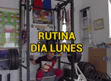 rutina para aumentar masa muscular